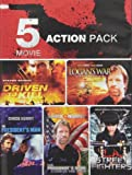 5-Movie Action Pack V.5: Driven to Kill / Logan's War: Bound by Honor / The President's Man / The President's Man: A Line in the Sand / L.A. Street Fighters