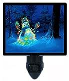 Christmas Night Light - Let it Glow Snowman