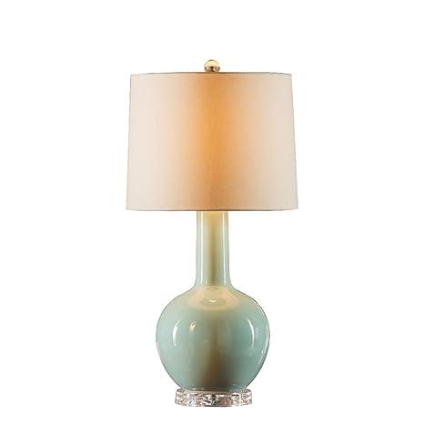 Modelo mediterráneo sala de estar lámpara de mesa dormitorio ...