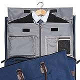 Convertible Garment Bag with Toiletry Bag, Modoker