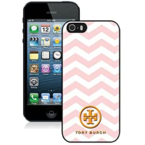 Beautiful iPhone 5 5S Case ,Unique And Lovely Designed With Tory Burch 11 White iPhone 5 5S Phone Case