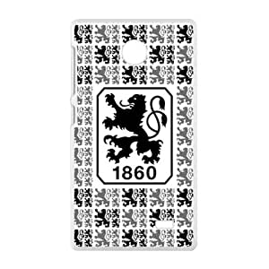 Happy 1860 M¡§1nchen Cell Phone Case for Nokia Lumia X