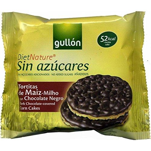 Tortitas Maíz Choco S/A Gullón Paquete 25G: Amazon.es: Alimentación y bebidas