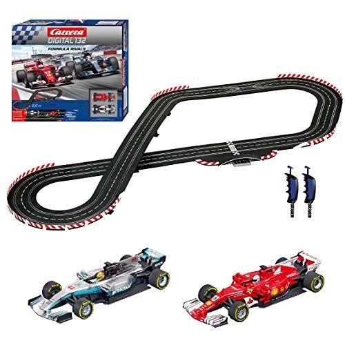Carrera 20030004 Formula Rivals Digital 132 Scale Slot Car Racing Track Set System 1:32 Scale
