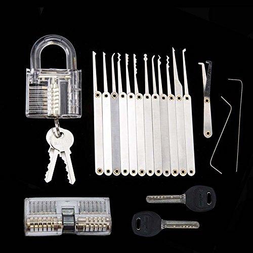 lock pick tool set - 9