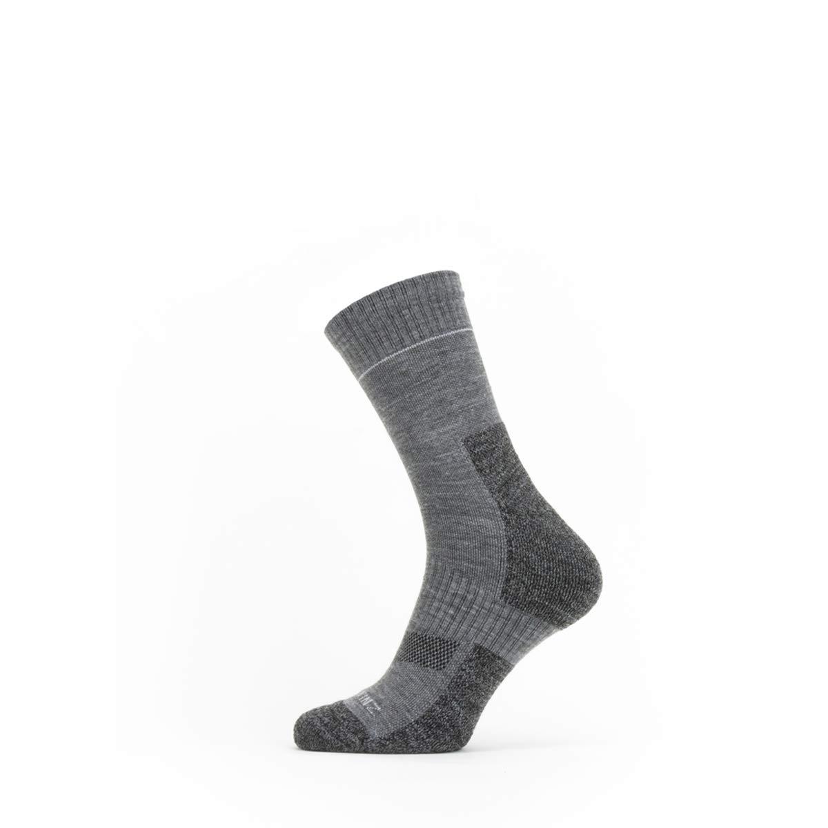 SealSkinz Herren Solo Quickdry Ankle Length Socke