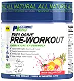 Cheap Performance Inspired Nutrition Explosive Pre-Workout, Tropical Fruit Punch, 1.49 Pound