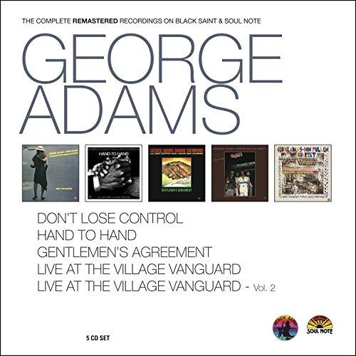 George Adams - Complete Recordings on Black Saint & Soul Note