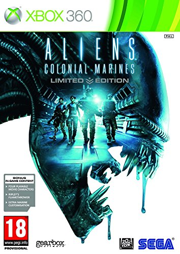 Aliens: Colonial Marines: Limited Edition (Xbox 360)