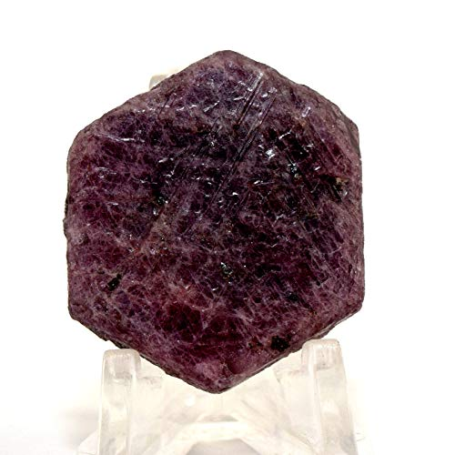 - 150 Carat Natural Red Ruby Stone Specimen Sparkling Red Corundum Mineral Cab Crystal Gemstone Rock for Carving - Madagascar