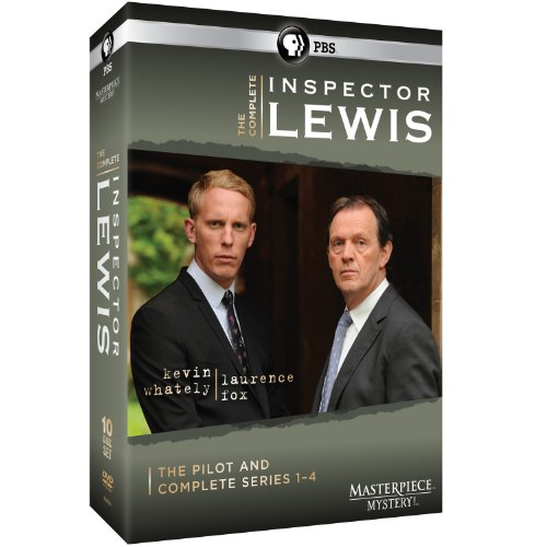 Masterpiece Mystery: The Complete Inspector Lewis - The Pilot and Complete Series 1-4 by PBS (DIRECT)