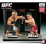 Round 5 UFC Versus Series 1 LIMITED EDITION Action Figure 2Pack Brock Lesnar Vs. Frank Mir UFC 100