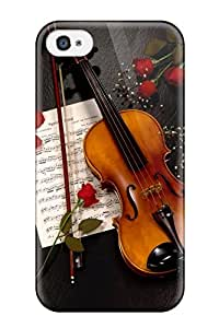 Iphone 4/4s Hard Case With Awesome Look Artistic