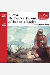 The Candle in the Wind and The Book of Merlyn Audible Audiobook