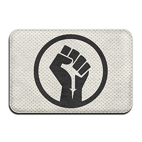Lionkin8 El poder puño icono símbolo interior/al aire libre ...