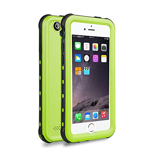 iPhone 6S Plus/6 Plus Waterproof Case, Dooge