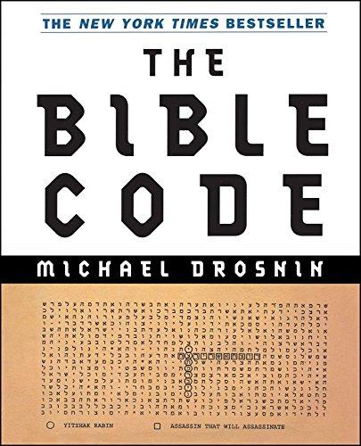 The Bible Code by Michael Drosnin