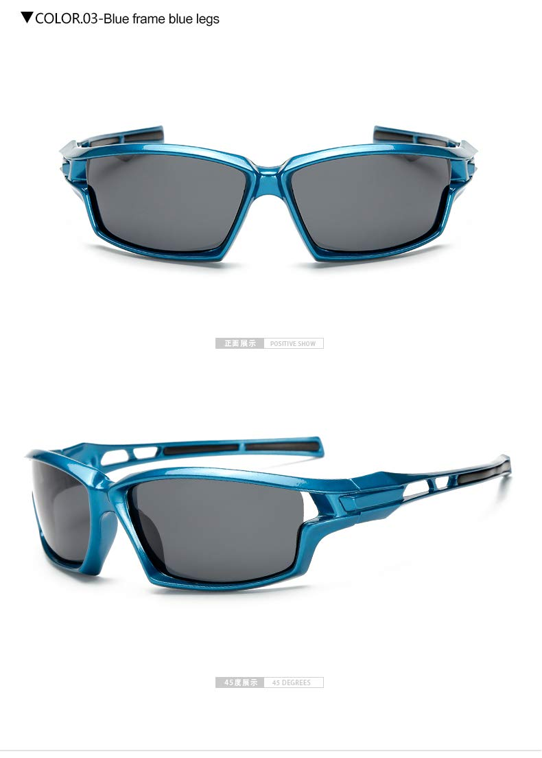 Amazon.com : YLNJYJ Gafas De Sol Polarizadas Polaroid Gafas ...