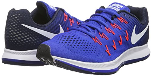 Corsa Navy Glow Da white Uomo racer Nike midnight Scarpe Blue blue Blu 831352 tAWq4SvSw7