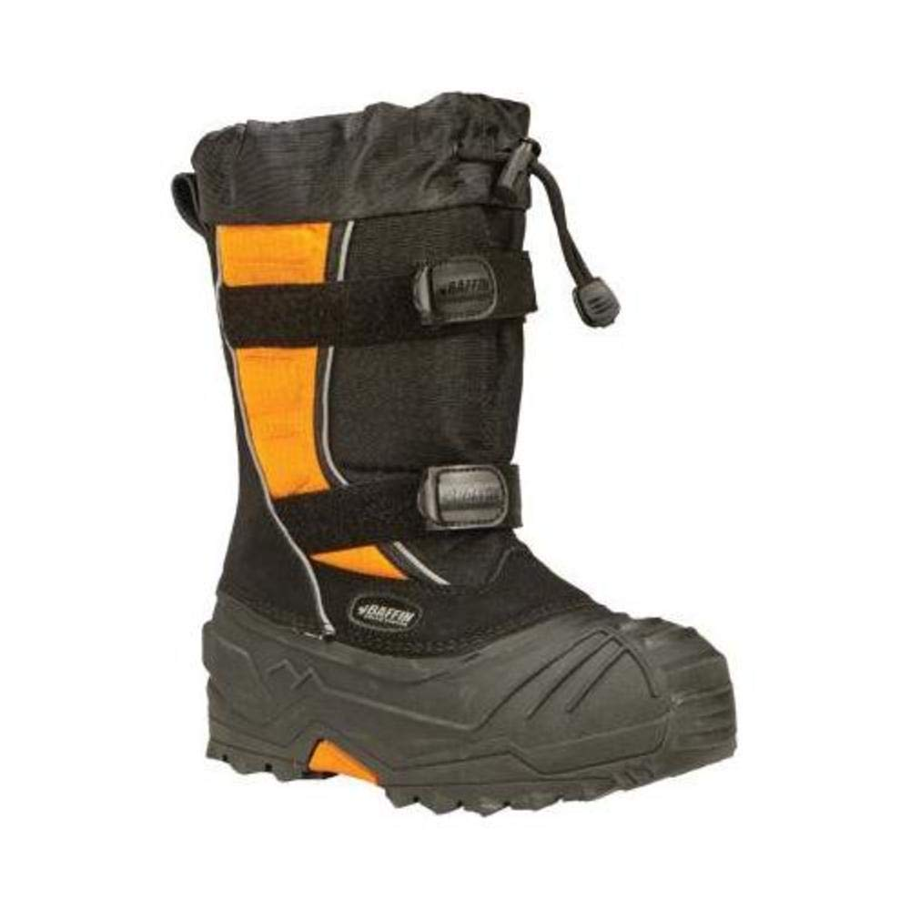 Baffin Boy's Young Eiger Snow Boots, Orange, 7 M US Big Kid Zappos †FBZ setup EPICJ001
