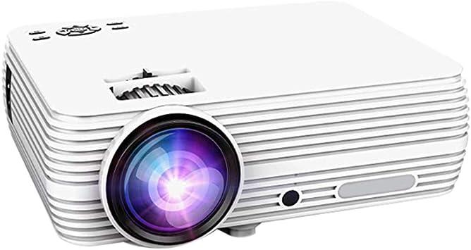 WAYPGC Proyector para el hogar, 160 Pulgadas, protección Ocular ...
