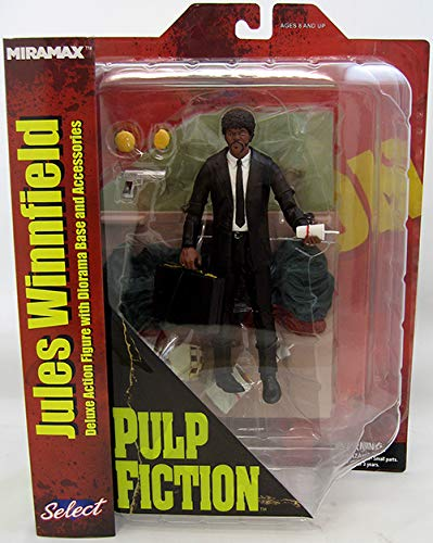 DIAMOND SELECT TOYS Pulp Fiction Select: Jules Winnfield