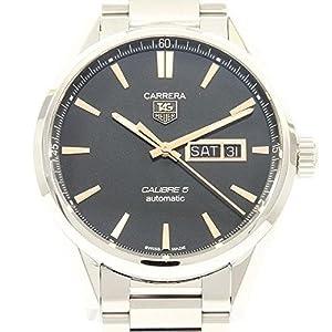 TAG Heuer Reloj Carrera Calibre 5 Day-Date 41 mm automático acero WAR201C.BA0723 1