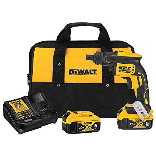 DEWALT DCF624P2 20V MAX XR Screwgun with Threaded Clutch Housing Kit