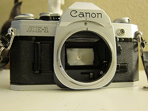 Canon AE-1 Program 35mm Film Camera - Body only - New Canon Focusing Screen