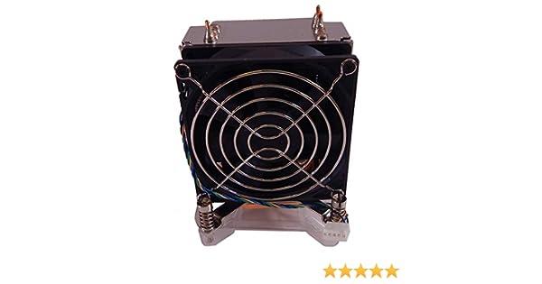 HP Z400 High Performance Heatsink Fan 463981-001 538042-001