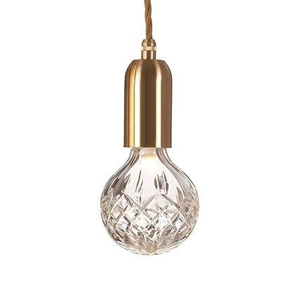 Candelabros Lámparas colgantes de hierro, mini lámpara de ...