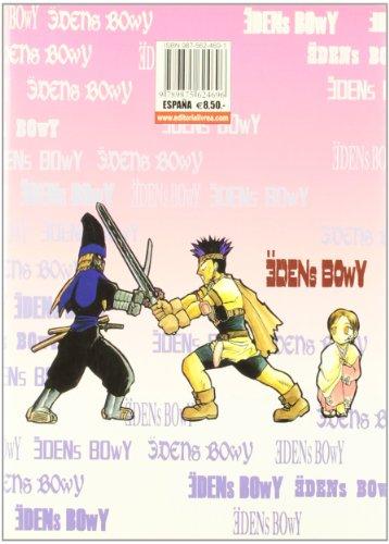 Edens Bowy 5 (Spanish Edition)