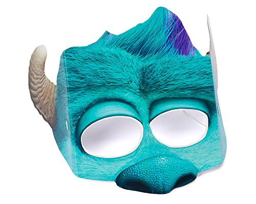 Monster Masks For Kids - Monsters University Hats/ Masks, 8 Count,