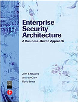 Enterprise Security Architecture: A Business-Driven Approach