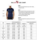 BALEAF Men's Quick Dry Short Sleeve T-Shirt Running