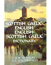 Scottish Gaelic English Dictionary