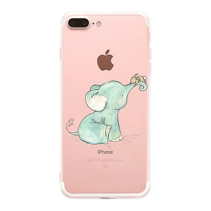 custodia iphone 7 elefante