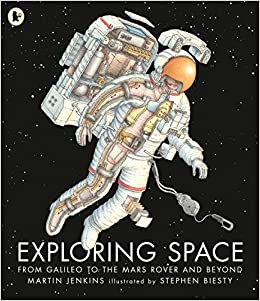 Image result for exploring space galileo mars rover book