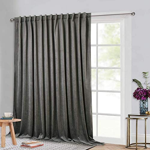 StangH Privacy Room Divider Curtain
