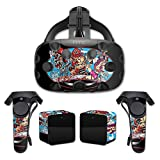 MightySkins Protective Vinyl Skin Decal for HTC Vive wrap cover sticker skins Ahoy Matey
