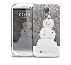 snowman Samsung Galaxy S4 GS4 protective phone case