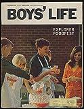 BOYS LIFE 11 1968 Vince Lombardi; Scale-model Railroading