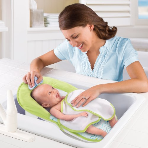 summer infant bath sling with warming wings buy online in uae baby product products in the. Black Bedroom Furniture Sets. Home Design Ideas
