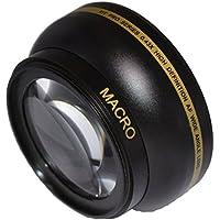 Macro Professional - 55mm .43x Wide Angle Macro Lens for Nikon AF-P DX NIKKOR 18-55mm F3.5-5.6G VR Lens, Macro USM 55mm Wide Angle Lens 55mm Lens, 55mm Lens - Shop Smart!