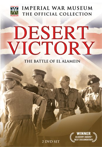 Arid Victory - The Battle of Alamein