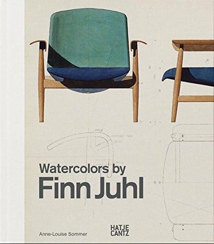 Watercolors by Finn Juhl