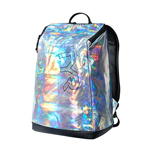 TYR Get Down Backpack23L All Swimming Equipment, Iridescent, All