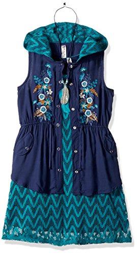 jacket over sleeveless dress - 3