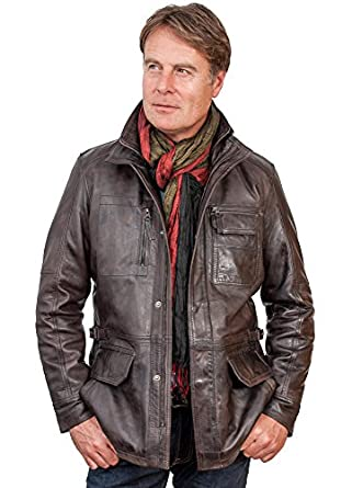 toby is a mens classic 34 mens leather jacket