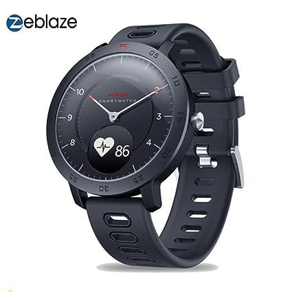 Relojes Inteligentes Nuevo Zeblaze Hybrid Smart Watch Heart ...